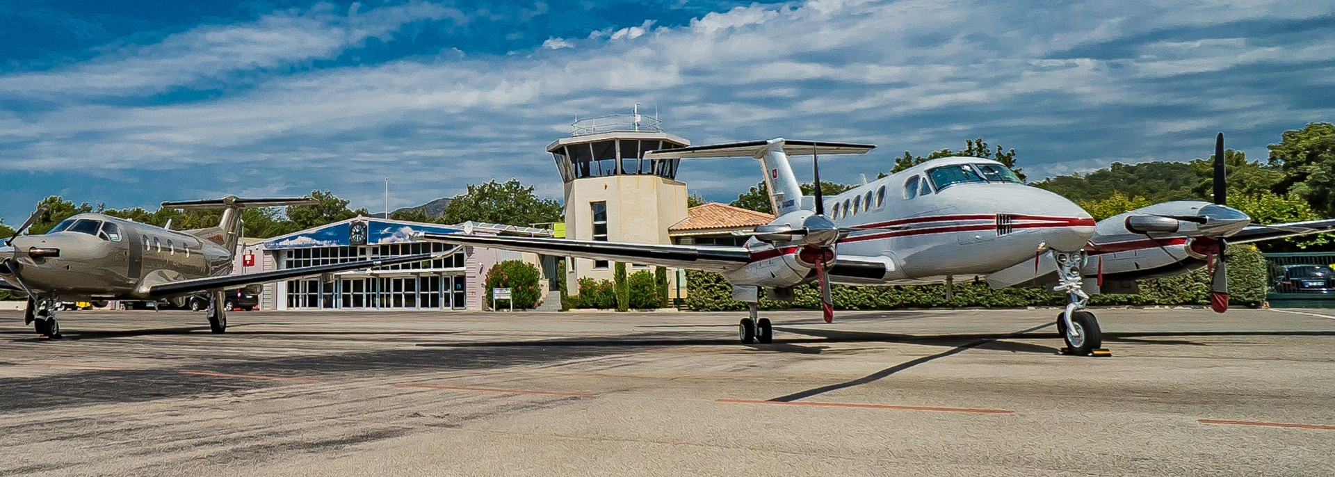Aéroport International Saint-Tropez