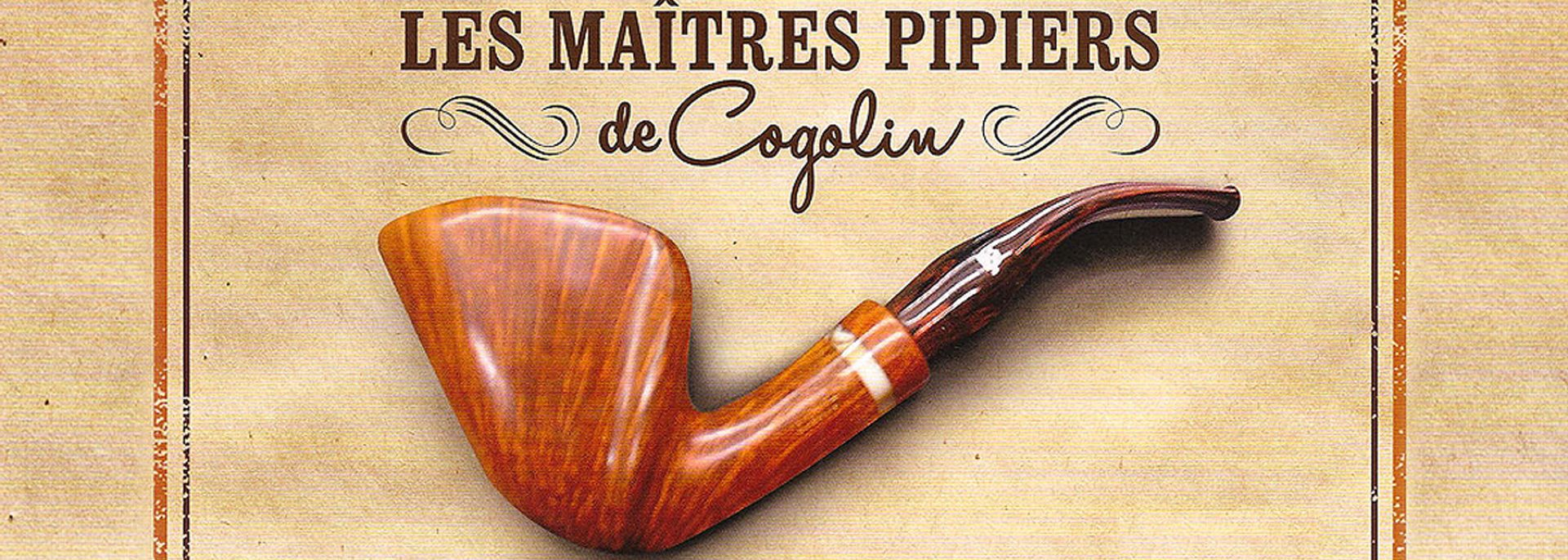 Les Pipes de Cogolin - Courrieu