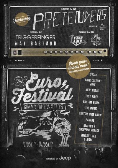 euro festival harley davidson rassemblement auto moto saint tropez tourisme. Black Bedroom Furniture Sets. Home Design Ideas