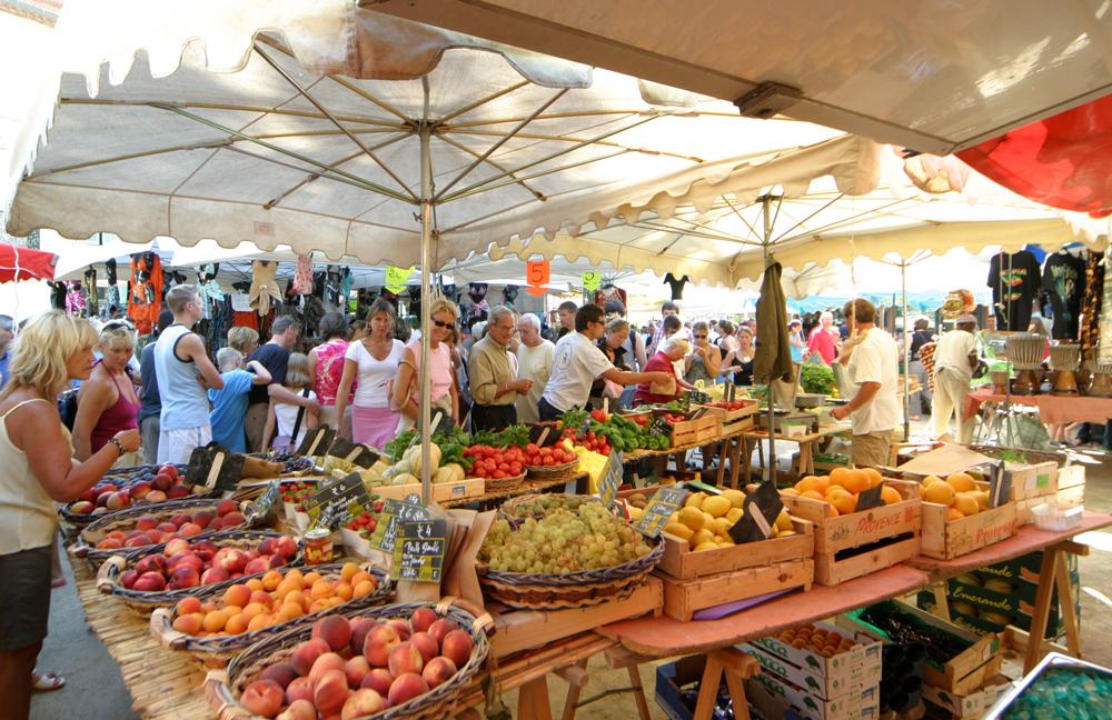 The Saint Tropez Market Explore And Discover Our Beautiful Village
