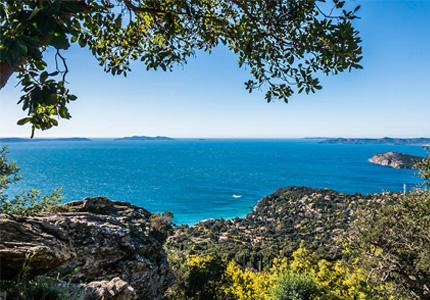 © Office de tourisme du Rayol Canadel