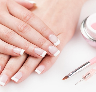 Nail Salon - Eyelash extensions