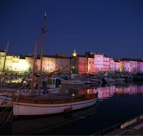 Christmas in Saint-Tropez