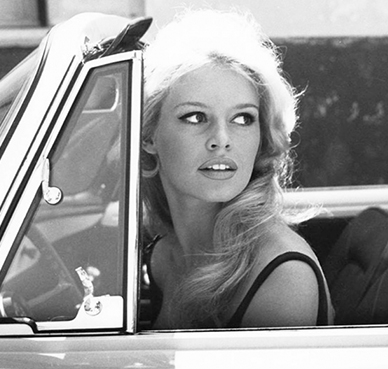 Saint-Tropez and Brigitte Bardot
