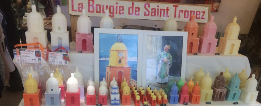 Saint-Tropez candles