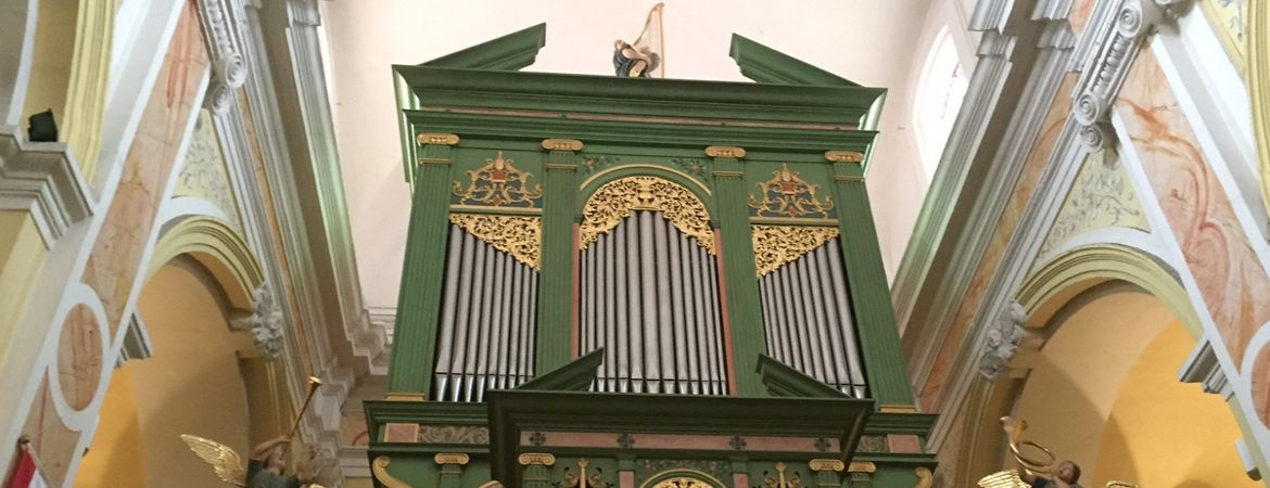 Organ Concert with S. RODI and N. FORNARI