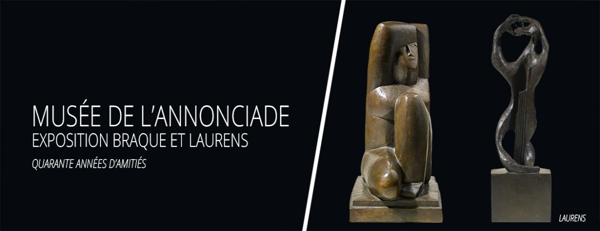 Exhibition of Braque and Laurens