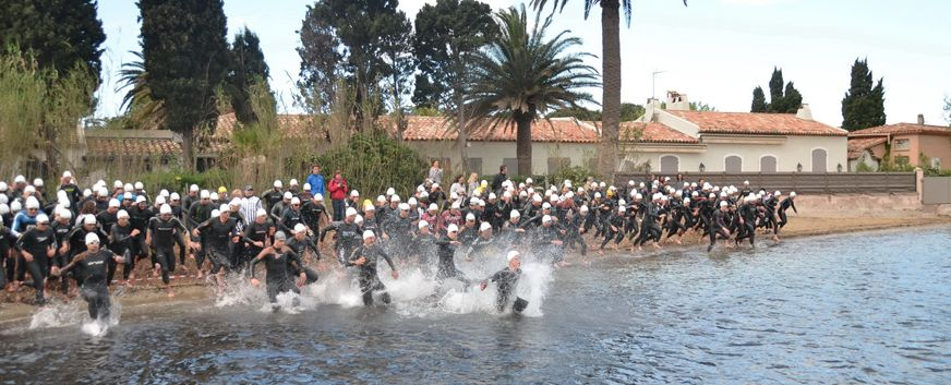 14e triathlon de Saint-Tropez