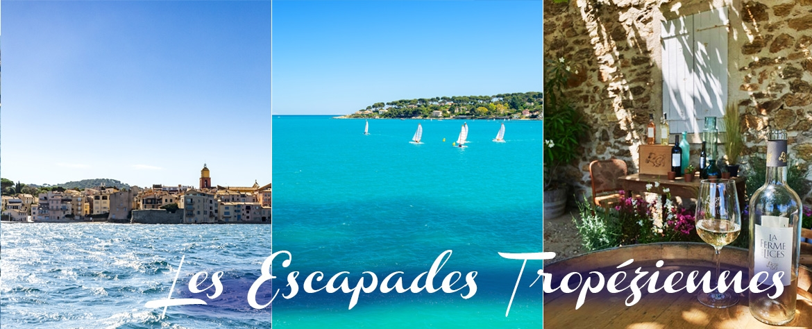 Escape for a day in Saint-Tropez